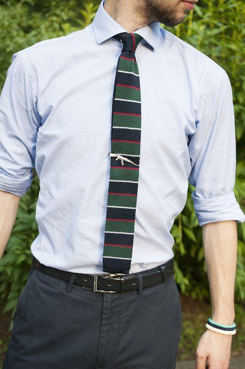 74 Best Knit Ties Images On Pinterest Menswear Men