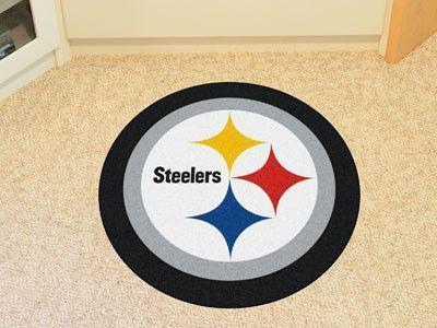 Pittsburgh Steelers Mascot Mat