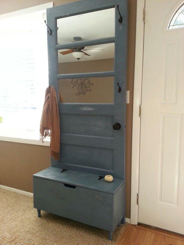 81 Best Images About Door Coat Racks On Pinterest Entry