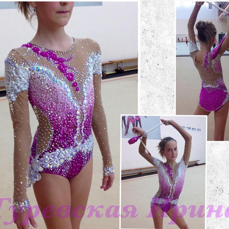 Justaucorps Gracieuse RG leotard