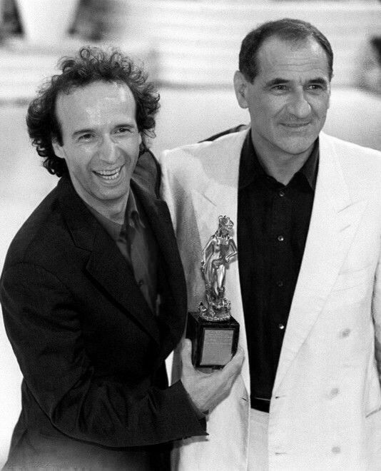 Roberto Benigni & Vincenzo Cerami. They Wrote Togheter, Life is Beautiful.