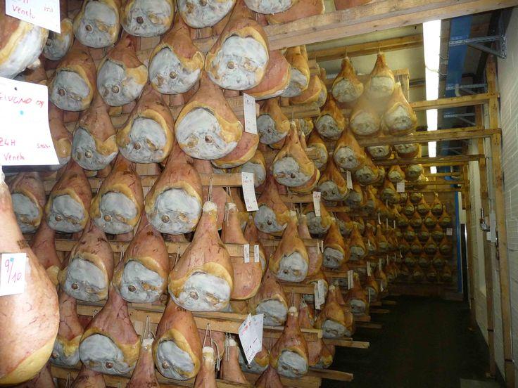 Prosciutto Veneto Berico-Euganeo