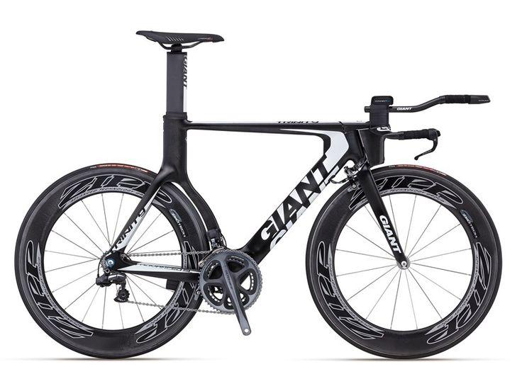 Trinity Advanced SL 0 (2012) - Giant Bicycles | España