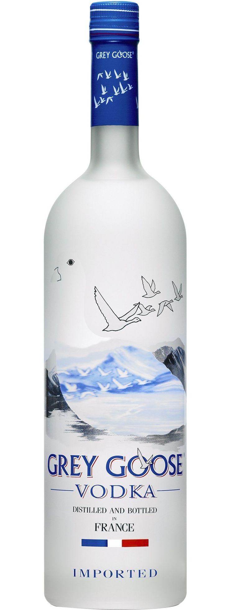 Grey Goose Vodka.GREY GOOSE is the name that has become synonymous with quality vodka..  spiritedgifts.com