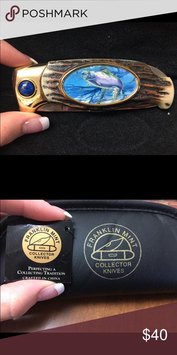 Collector knife Franklin mint collectors knife franklin mint Other