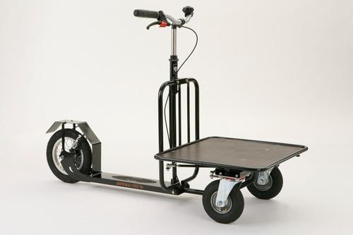 """PFAU-TEC Transportrad """"Chukudu"""" Mod.13"""