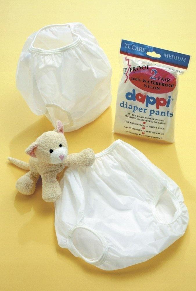 Dappi Waterproof Nylon Diaper Pants 6 48 Fashion Items