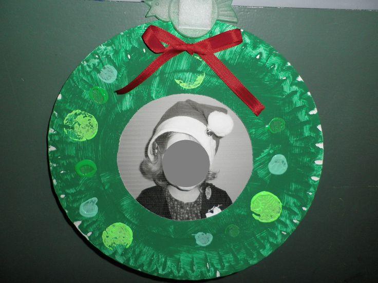 Thema 'Kerst': Kerstkrans