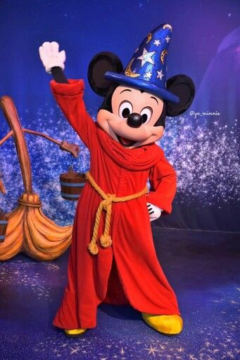 Sorcerer Mickey costume for Halloween!