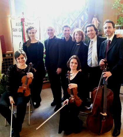 """★★★★★ Con Joseph Haydn l'Ensemble """"Otto Marzo"""" celebra San Giovanni di Dio"""
