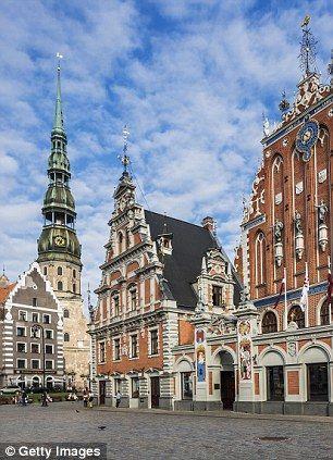 Latvia city breaks: Riga is a capital attraction – Mex Kutsal