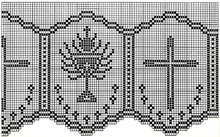 14 mejores imágenes sobre crochet patterns en Pinterest | Punto de ...