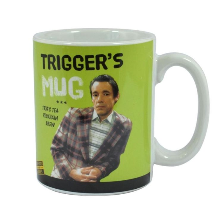 Only Fools and Horses Trigger's Mug in Gift Box
