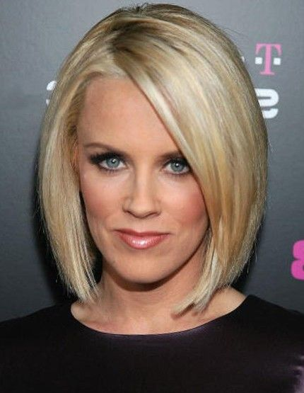 long angled bob hairstyles | Very Cute Haircuts For Medium ...  |Bobbed Hair For Thick