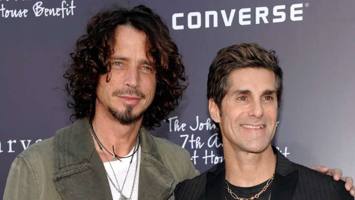 Jane's Addiction's Perry Farrell Remembers 'Super Talent' Chris Cornell (EXCLUSIVE)