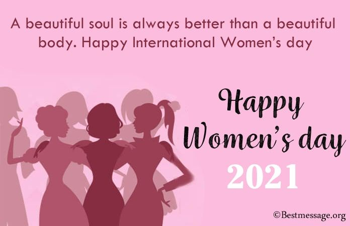Womens Day Messages In 2021 Happy Womens Day Quotes Quotes Inspirational Positive International Womens Day Quotes