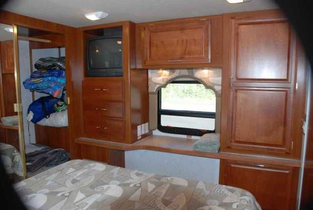 2002 Used Fleetwood Bounder 39R Class A in New Jersey NJ.Recreational Vehicle, rv, 2002 Fleetwood Bounder 39R, 2002 Fleetwood Bounder 39R, 300HP Cummins engine, Allison 6 speed transmission, 50 amp electrical service, 7.5 kw Onan diesel generator, tires on front two yrs old rear tires just over a year old. all in great shape. Also a sterling aluminum tow bar included. Camper is kept indoors every winter since 2003 $45,000.00 6095482251