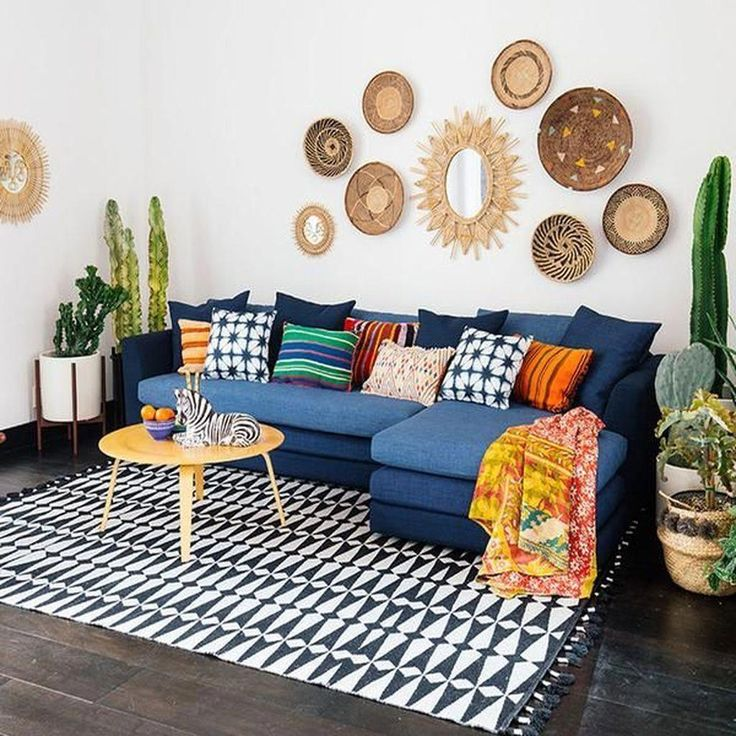 73 Eclectic Living Room Decor Ideas: 46 Rustic Bohemian Sofa Living Room Design Ideas For You