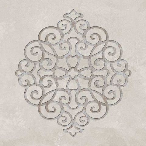 Eastern Lace Medallion Stencil Set