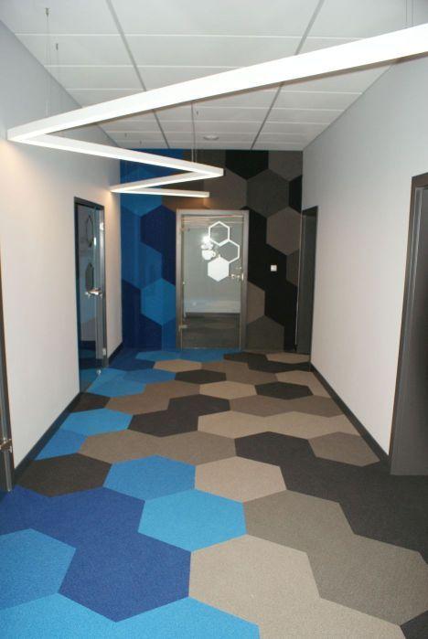 Biuro w Kowalewicach - Hexagon