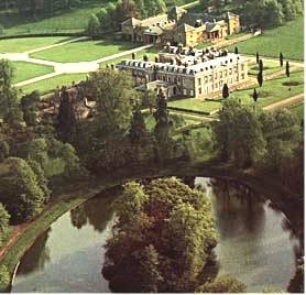 Althorp Estate - Princess Diana is buried here. The estate has been in the Spencer family since the 16th century