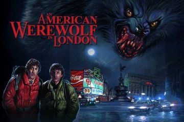 """Cult Classic Review: """"An American Werewolf in London"""" (1981)"""