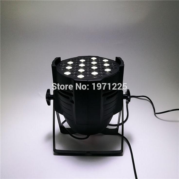 ==> [Free Shipping] Buy Best On Sale 54x3W RGBW Die-cast Aluminiun Case Led Par Light DJ Disco Stage DMX512 Strobe Lighting Equipments Online with LOWEST Price | 32571982734