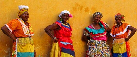 Palequeras - Cartagena de Indias