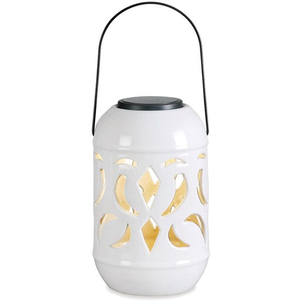 Superb Solar Powered Lanterns, Solar Patio Lights, Solar Powered Outdoor Lights, Battery  Operated Lanterns, Solar Lanterns, Battery Lights, White Lanterns, ...