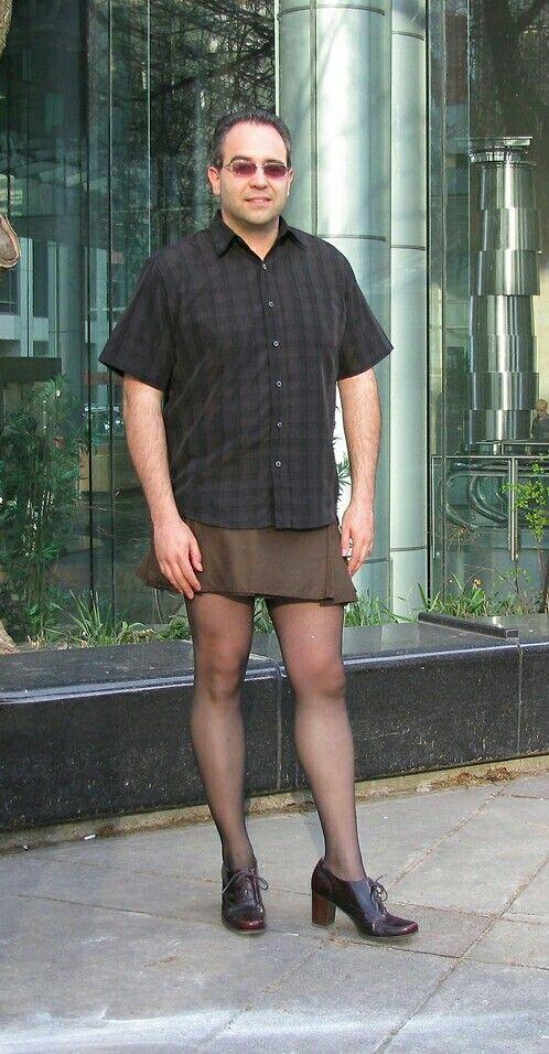 labienspangen männer in damenkleidung