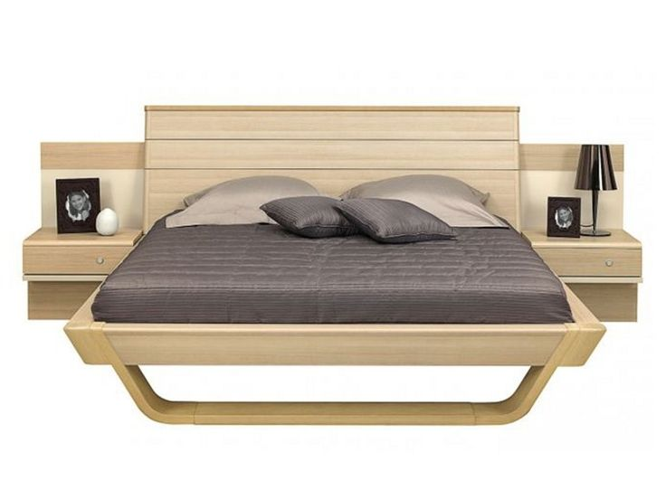 Download the catalogue and request prices of wooden double bed Shannon | bed, Shannon collection to manufacturer Gautier France