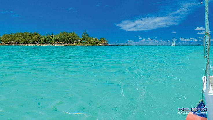 Travelling to Blue Bay in Mauritius!