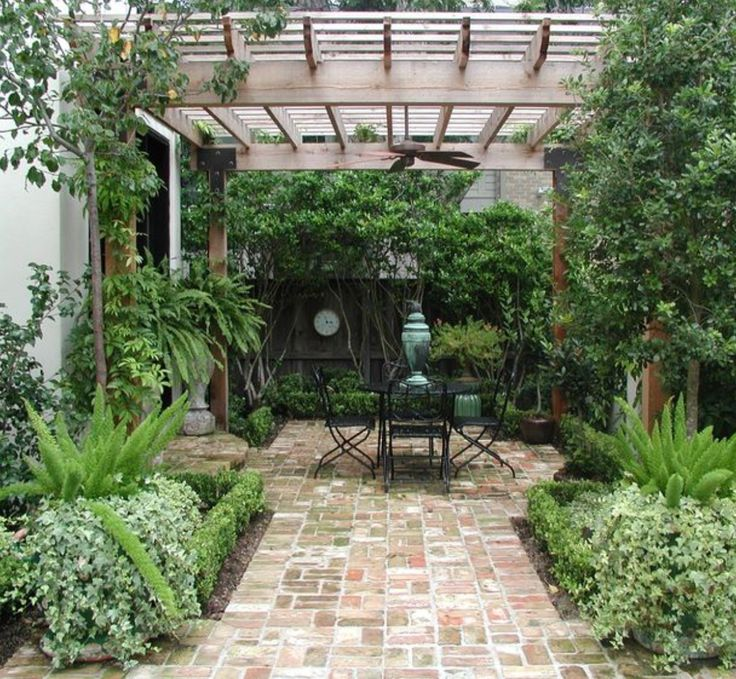 555 Best Patio, Courtyard, Entry And Side Yard Gardens