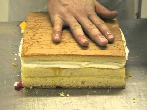 Biscuitbodem maken - Allerhande - YouTube