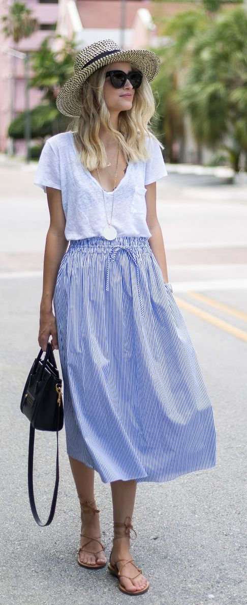 Perfect summer skirt