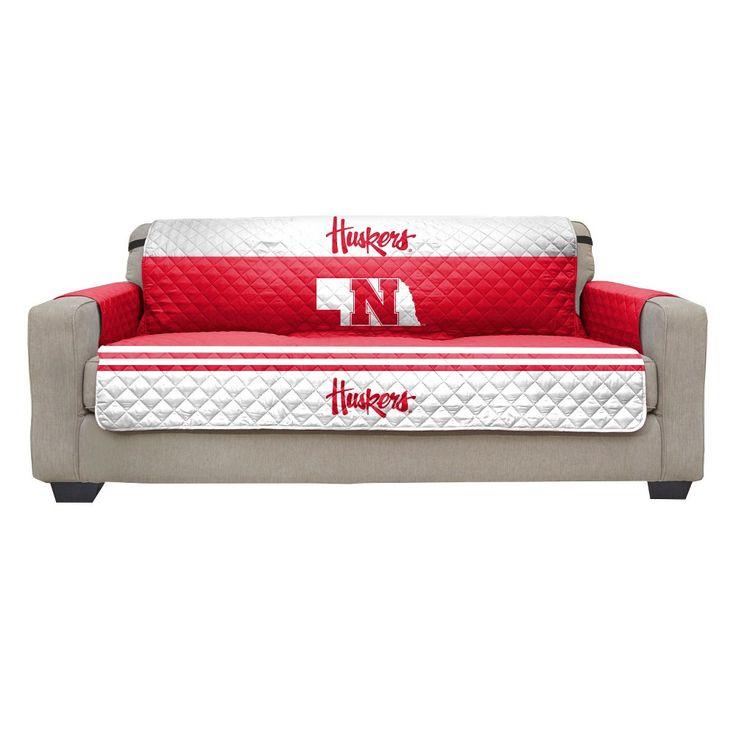 NCAA Nebraska Cornhuskers Sofa Protector