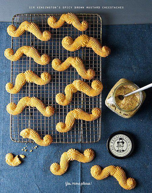 Hardallı Peynirli Kraker'lerin şekline tadına herkes bayılacak.