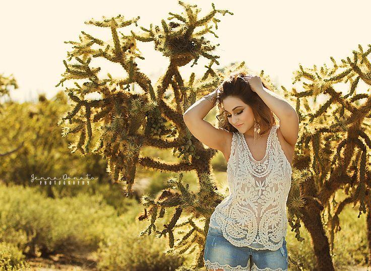 Desert Beauty Session With Nora | Gilbert, AZ Photographer » Jenna Donato Photography website/blog