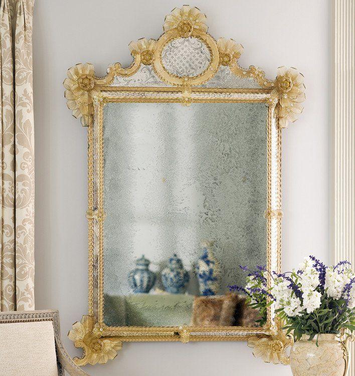 44 best mirror mirror images on pinterest mirror mirror for Glass and mirror craft