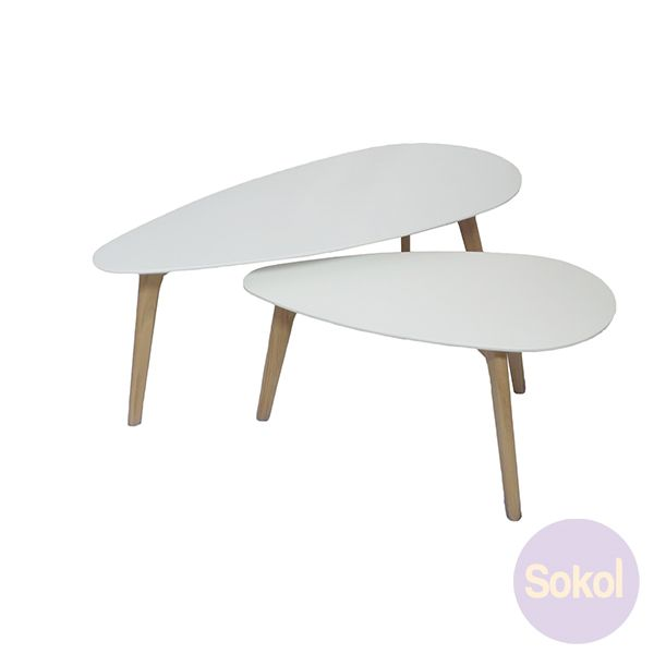 Varberg Collection - Nest Table Set 9360