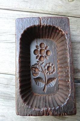 Molde de madera