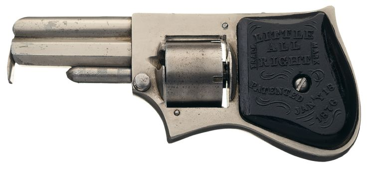 Chicago Firearms The Protector Palm Pistol for sale