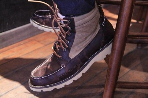 Sperry Shipyard Rigger Boot