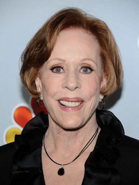 SHY: Carol Burnett is an American comedian and actress best known for her variety show that featured music, dance and comedy sketches from 1967 to 1978. A shy person in her private life, Burnett reports only being able to perform when in character. She gets nervous around people she holds in high regard.