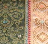8 yards of THE Most Sumptuous Silk Blend Designer Brocade Upholstery/Drapery Fabric