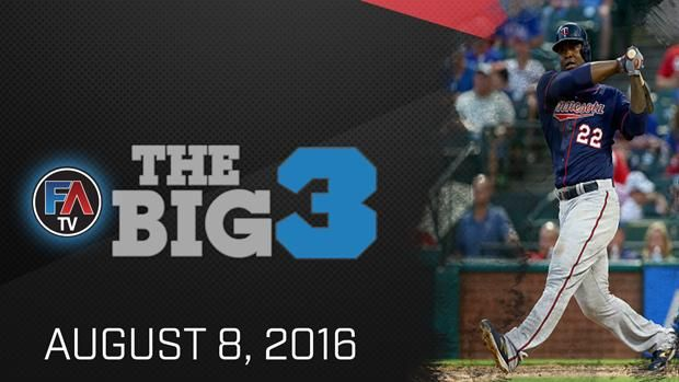 Video: Ray Flowers' Big 3 - August 8, 2016 - Ray Flowers