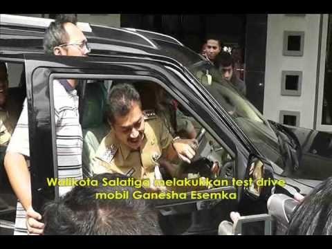 Ganesha Esemka mobil rakitan smkn 2 Salatiga