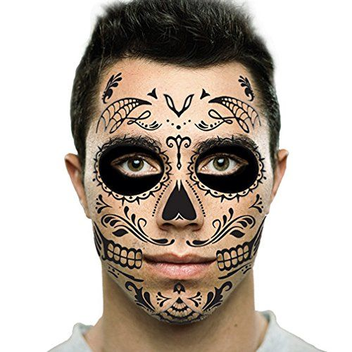 17 best ideas about skull face tattoo on pinterest skull drawings tattoo drawings and skull. Black Bedroom Furniture Sets. Home Design Ideas