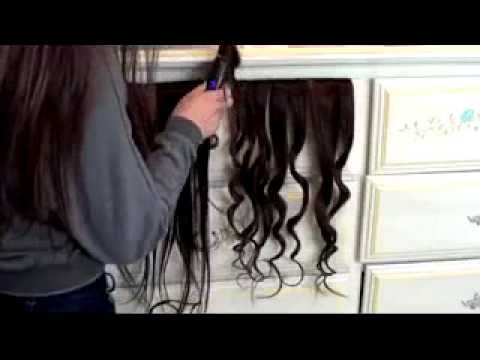 Curl and apply clip in hair extensions at home tutorial www curl and apply clip in hair extensions at home tutorial hairextensionsale youtube hairhair extension ideas pinterest hair extensions pmusecretfo Choice Image