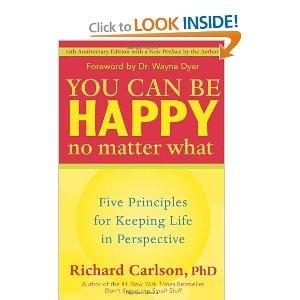 you can be happy no matter what richard carlson pdf